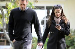 Jennifer Garner et Ben Affleck migrent en banlieue... pour un futur bébé ?