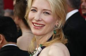 Cate Blanchett de nouveau maman d'un petit garçon !