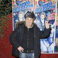 Richard Taxi au cirque Bouglione, le 27 novembre 2010.