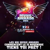 NRJ Music Awards 2011 : Lady Gaga et Christophe Maé sont vos favoris !