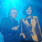 Frank Alamo sur scène malgré la maladie, avec Denise Fabre et Sheila...