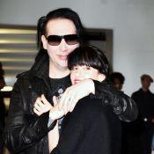 Marilyn Manson : Il se montre infiniment tendre avec sa nouvelle chérie !