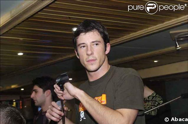 Alexandre Balduzzi, ex-candidat de la Star Academy 2