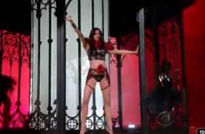 Victoria's Secret: Découvrez comment Adriana Lima et ses tops ont mis le feu !