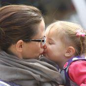Jennifer Garner : Violet et Seraphina, toujours là pour lui remonter le moral !
