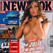 Secret Story 4 - Julie : Elle tombe le haut... et dénonce ses ex-camarades !
