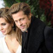 Angelina Jolie, reine blanche aux côtés de son amoureux Brad Pitt !