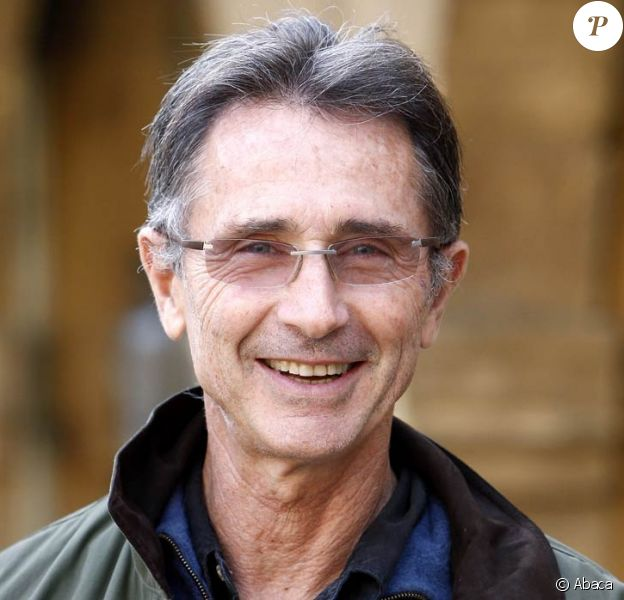 Thierry Lhermitte a participé au 8e Prix de la Solidarité, le 6 décembre 2010.