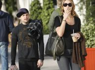 "Benji Madden offre de ""gros"" câlins à sa nouvelle girlfriend... très grande !"