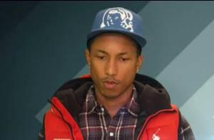 Pharrell Williams : Quand il se moque de Justin Bieber, c'est hilarant !