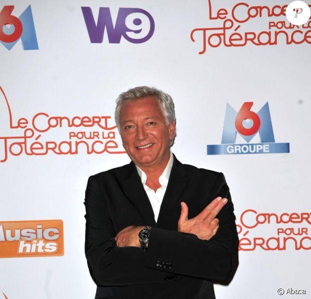Laurent Boyer, animateur sur M6.