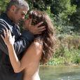 Des images de George Clooney et Violante Placido, dans  The American , sorti en 2010.