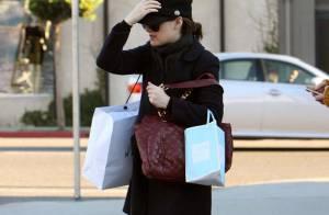 Winona Ryder de retour sur le devant de la scène, et elle se lâche en shopping !