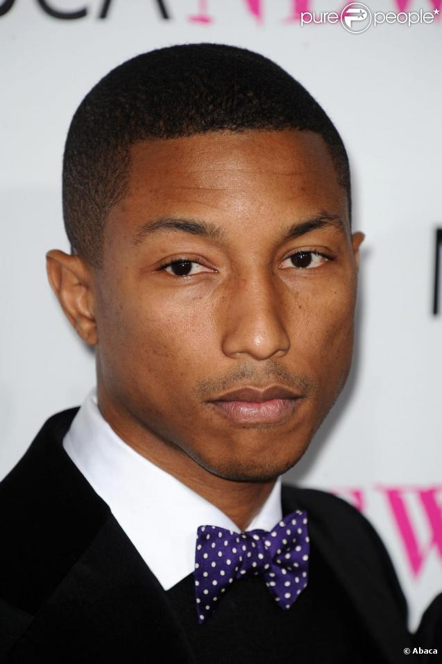 pharell williams height