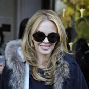 Tendance: Kylie Minogue et Lady GaGa passent l'hiver avec de précieuses amies...