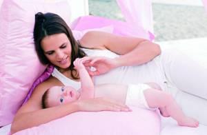 Laure Manaudou : Marraine d'un bébé star de 2011 !