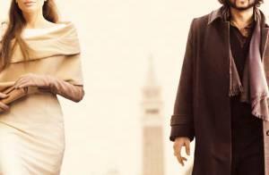 Mon casting ciné de la semaine : Angelina Jolie, Brad Pitt et Banksy !