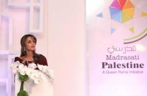 Rania de Jordanie : Opération séduction au Moyen-Orient...