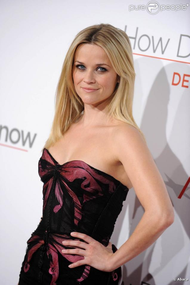 La jolie Reese Witherspoon.