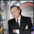 Anniversaire de Jean-Charles de Castelbajac, organisé à la Cité de la mode et du design, à Paris. 15/12/2010