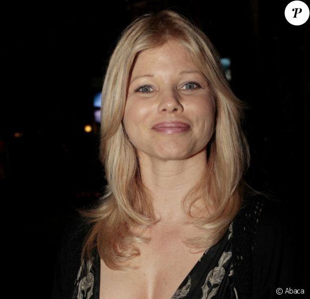 Donna D'Errico à Cannes, le 17 mai 2009.