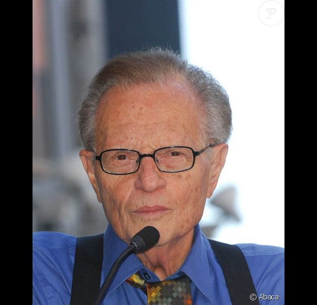 Larry King en septembre 2010 à Los Angeles