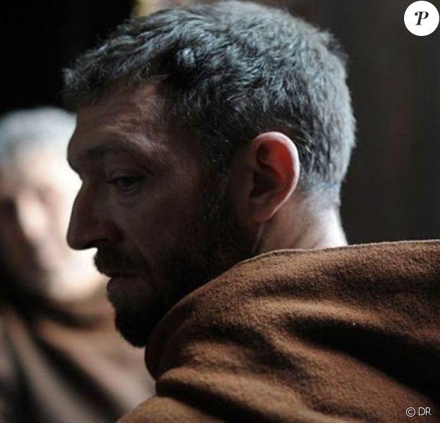 Première photo officielle de Vincent Cassel dans Le Moine, de Dominik Moll.