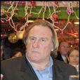 Gérard Depardieu, interprète d'Alexandre Dumas