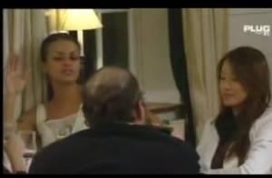 Quand François l'embrouille s'en prend à Samira de Qui veut épouser mon fils? !