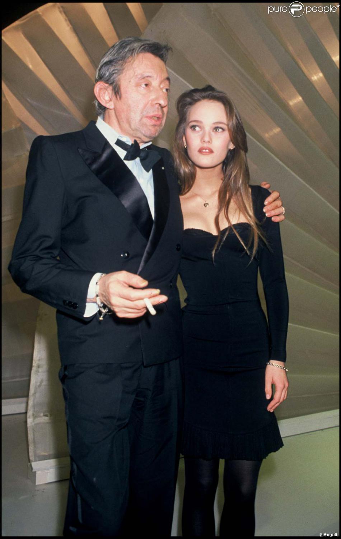 Vanessa Paradis et Serge Gainsbourg, 1990... Scarlett Johansson Divorce