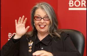 A 58 ans, la légendaire Roseanne Barr est toujours aussi déjantée !