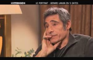 50 Mn Inside : Gérard Lanvin, très ému, évoque la mort de Bernard Giraudeau...