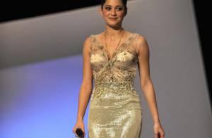 Et la star succédant à Marion Cotillard pour la présidence des César 2011 est...