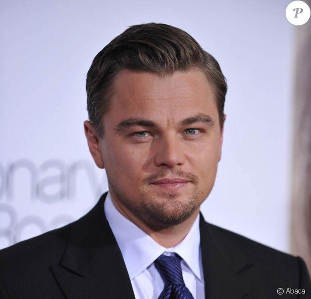 Leonardo DiCaprio bientôt en tournage de J. Edgar.