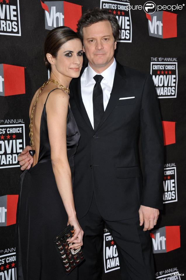 Colin Firth Son Colin ...