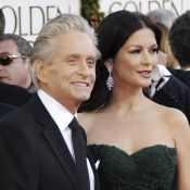 Michael Douglas de retour au top, au bras de sa sublime Catherine Zeta-Jones !