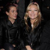 Etam :Charlotte Casiraghi, Kate Moss et Julie Depardieu pour un show grandiose !