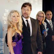 Russell Crowe peut compter sur sa ravissante femme pour l'épauler !