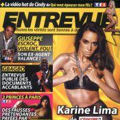 Karine Lima : Elle se déshabille pour trouver l'amour !