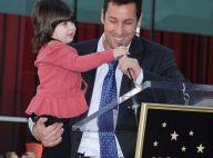 Adam Sandler : Pour ses deux fillettes, il décroche une belle étoile !