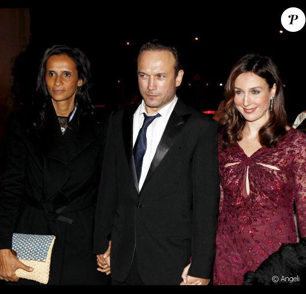 Karine Silla, Vincent Perez et Elsa Zylberstein