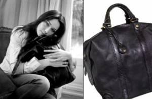 PHOTOS : on s'arrache le sac de Carla Bruni pour 10 000 euros !