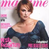 La sublime Keira Knightley, acclamée en prof accusée d'être lesbienne !