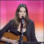 Carla Bruni : Elle est en studio d'enregistrement... à Paris !