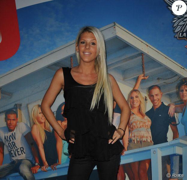 Amélie des Anges de la télé-réalité (émission NRJ 12) au Hard Rock Café - 9 février 2011