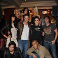 Tous les Anges de la télé-réalité (émission NRJ 12) au Hard Rock Café - 9 février 2011