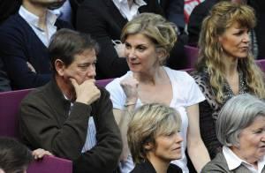 Michèle Laroque : Supportrice de charme pour match choc !