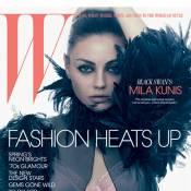 """Mila Kunis : """"J'ai crié la première fois que j'ai porté des pointes !"""""""
