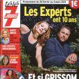 La couverture du magazine Télé 7 Jours du 21 février 2011