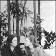 Jacques Doillon et Jane Birkin